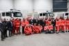 Katastrophenschutz: Innenminister übergibt sechs neue Gerätewagen