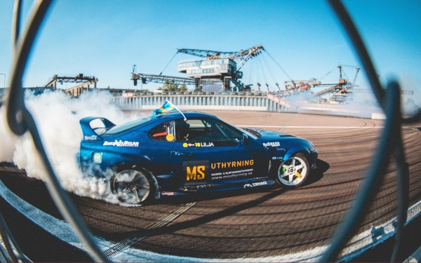 IRON DRIFT KING German Drift Championship 2019