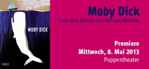 """Moby Dick"" - Premiere des Thalia Theaters Halle im Puppentheater Halle"