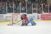 Saale Bulls holen sich gegen Leipzig nach wahrem Eishockey-Krimi ersten Derbysieg der Saison