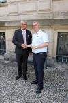 Bundeswehr beendet die Unterstützungsleistung für Flüchtlinge in Klietz