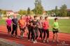AOK-LAufschule startete wieder - fit durch den Herbst
