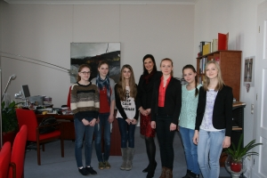 Girls Day im Ministerium