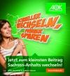 Die AOK Sachsen-Anhalt berät : Auch im Alter aktiv bleiben  !!