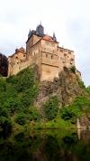 Ritterspektakulum auf der Burg Kriebstein