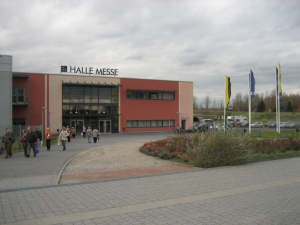 Chance 2014 in der Halle-Messe