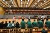 USV Halle Rhinos siegen vor Rekordkulisse beim Charity-Game