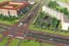 Nächster Bauabschnitt startet: Verkehrsführung am Südstadtring wird geändert